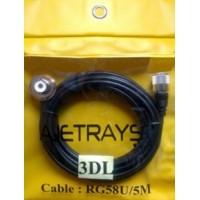 AjetRays кабель для антенн под врезку