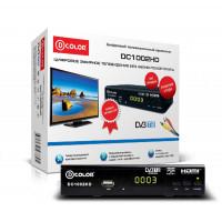 Цифровой ресивер D-Color 1002HD DVB-T2