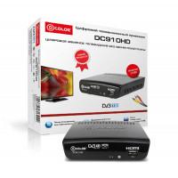 Цифровой ресивер D-Color 910 DVB-T2