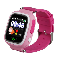 Smart Baby Watch Q80 (GW100) Pink