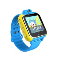 Smart Baby Watch Q100 (GW1000) Blue с камерой
