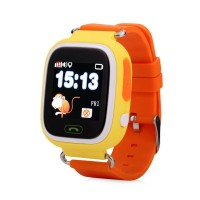 Smart Baby Watch Q80 (GW100) Yellow